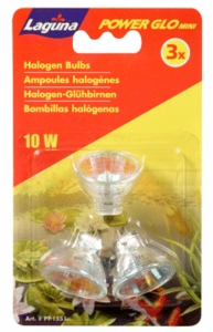 Hagen PondPowerGlo Mini Replacement Bulbs for PT1550, 3/pk