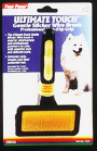 Ultimate Touch Gentle Slicker Wire Brush- for smaller dogs by Four Paws