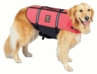 Xtra Large Outward Hound Pet Saver Life Jacket Pink