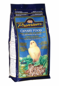 Living World Premium Canary Mix, 2 lbs., standup zipper bag