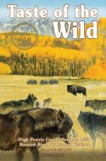 Taste of the Wild High Prairie Canine Formula with Roasted Bison & Roasted Venison 5 lb