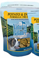Natural Balance Potato & Duck Treat Large 28 oz Bag