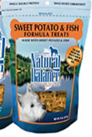 Natural Balance Potato & Fish Treat Small 8 oz Bag