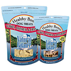 Natural Balance Turkey, Oatmeal & Cranberry  Small Size 8 oz Bag