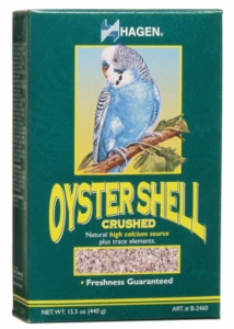 Oyster Shells, 15.6 oz., boxed