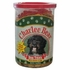 Charlee Bear Dog Treat Cheese & Egg 17 oz Jar