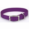Hagen Dogit Nylon Collar with Buckle - Double Ply 1 X 26 inch Purple