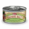 Merrick California Roll Gourmet Cat Food Case of 24 / 3.2 oz Cans