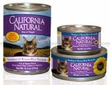 California Natural Venison / Brown Rice Cat 24 / 3 oz