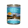 California Natural Deep Water Fish Cat 12 / 13 oz Can