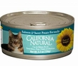 California Natural Salmon / Sweet Potato Cat 24 / 5.5 oz