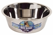 Dogit Stainless Steel Dog Bowl, 135 oz.