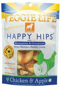 Dogswell Veggie Vitality Chicken and Banana 15 oz Bag