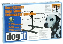Dogit Adjustable Diner Stand, fits (2) 73513