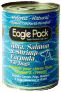 Eagle Pack Holistic Natural Tuna Salmon and Shrimp Formula Canned Dog Food Case of 12 / 13 oz. EZ Open Top Cans