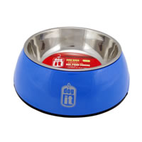 Hagen Dogit 2 in 1 Durable Bowl Small Blue