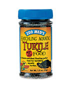 Zoo Med� Hatchling Aquatic Turtle Food 1.6 oz #ZM-56