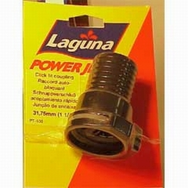 Hagen Laguna 1 1/4� Click Fit Coupling Inlet for PT415 - PT430
