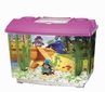 Dora-The-EXplorer Pirate Adventure Aquarium Kit 4 Gallon Tank Opening Lid Background