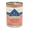 Blue Buffalo Salmon Dinner with Sweet Potatoes and Fresh Asparagus Canned Dog Food 12/12.5-oz cans