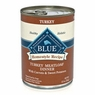 Blue Buffalo Turkey Meatloaf Dinner with Carrots and Sweet Potatoes Canned Dog Food 12/12.5-oz cans