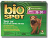 Bio Spot for Dogs 16 - 30 lbs 3Month Supply