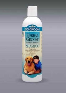 Bio Groom Herbal Botanical Concentate Shampoo 12 oz.
