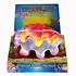 Giant Clam Action Aerating Aquarium Ornament by Penn Plax