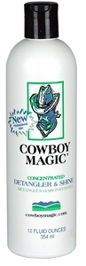 Cowboy Magic Detangler and Shine 16 oz (bonus)