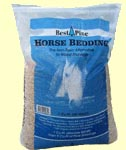 Best Pine Horse Bedding 40lb Bag by Dry Stall