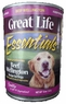 Great Life Beef Wellington Canned Dog Food 12 / 13 oz