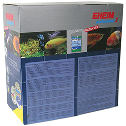 Eheim Complete Media Set for 2080 Pro 3 Filter