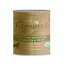 By Nature Organics Chicken, Carrots & Peas Dog Canned Food 12/13.2-oz cans.