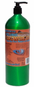 Iceland Pure Salmon Oil 33oz Bottle