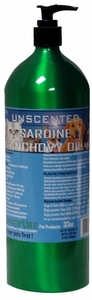 Iceland Pure Sardine-Anchovy Oil 33 oz