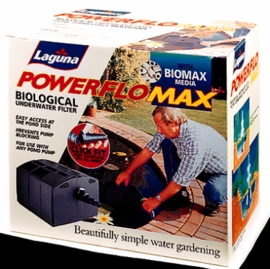 Hagen Laguna PowerFlo Max Underwater Filter (3 Chamber w/Biomax)