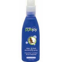 Unleash Purejoy Spray Deodorizer DEW 6 oz