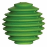 Hagen Dogit Groovy Rubber Ball Toy Lime