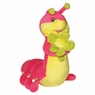Hagen Dogit Luvz Plush Toy Catepillar Pink Small