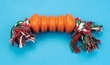 Spiky Tumbler Toy With Rope - Assorted Colors 12 Inch