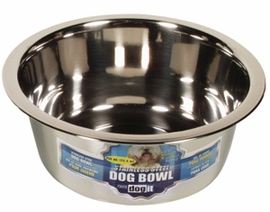 Dogit Stainless Steel Dog Bowl, 25 oz.