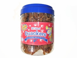 PCI Quackers Duck 1lb. Canister