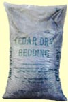 Cedar Dry 37lb (1.5 cubic feet) Bag by Dry Stall