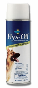 Flys Off Aerosol Spray 6oz Can