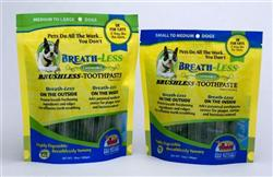 Ark Naturals Breath-Less Brushless-Toothpaste Med/Lg