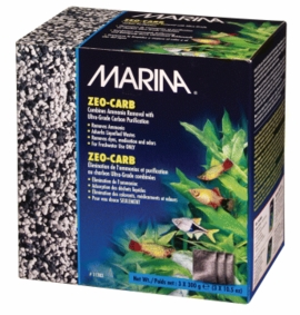 (A1303) Marina Zeo-Carb, 1/2 gallon