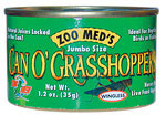 Zoo Med� Can O' Grasshoppers 1.2 oz #ZM-44