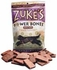 Zukes PowerBones 6oz Pouches 3 flavors - The #1 selling performance treat in the world