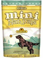 Zukes Mini Naturals Chicken Flavor 6 oz Bag