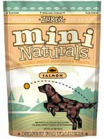 Zukes Mini Naturals Salmon Flavor 6 oz Bag